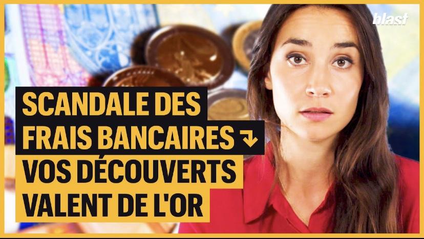 Frais bancaires ! 10 Millards de racket sur les français !